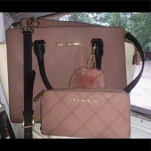 Michael Kors Bag + Wallet